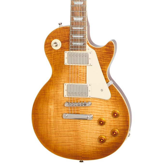 Epiphone Les Paul Standard PlusTop PRO In Mohave Fade - Andertons Music Co