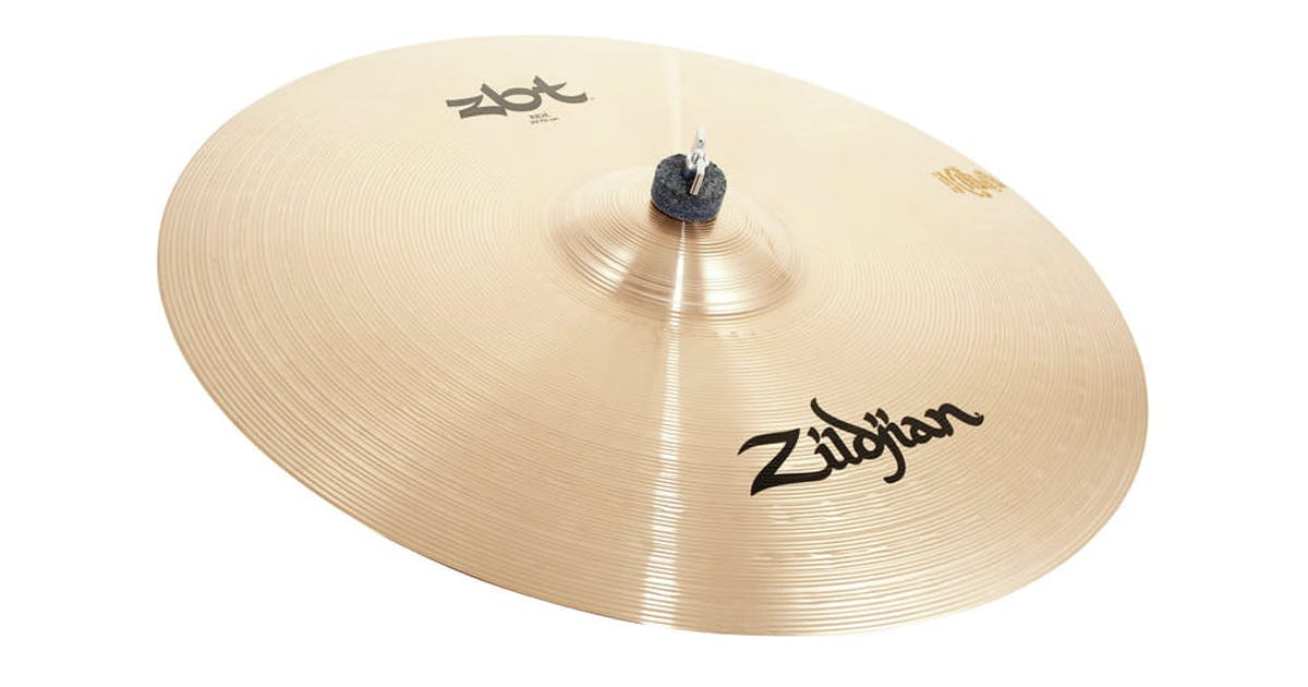 zildjian zbt 20 ride cymbal andertons music co. Black Bedroom Furniture Sets. Home Design Ideas