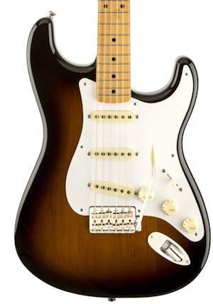 Fender Albert Hammond Jr Strat In Olympic White Andertons Music Co