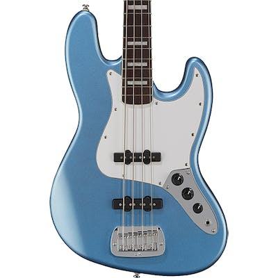 G&L Tribute JB Bass in Lake Placid Blue