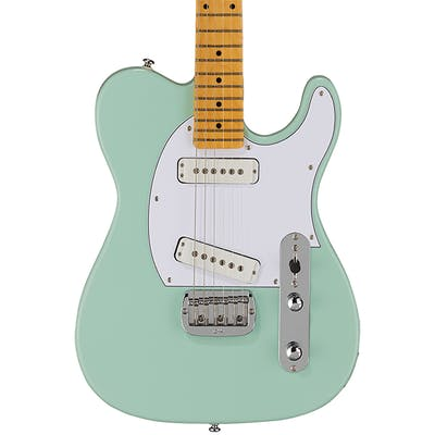 G&L Tribute ASAT Special in Surf Green