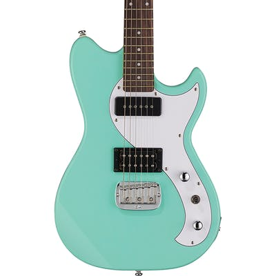 G&L Tribute Fallout in Mint Green