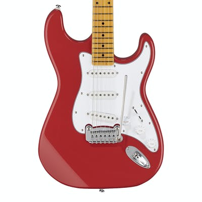 G&L Tribute Legacy in Fullerton Red