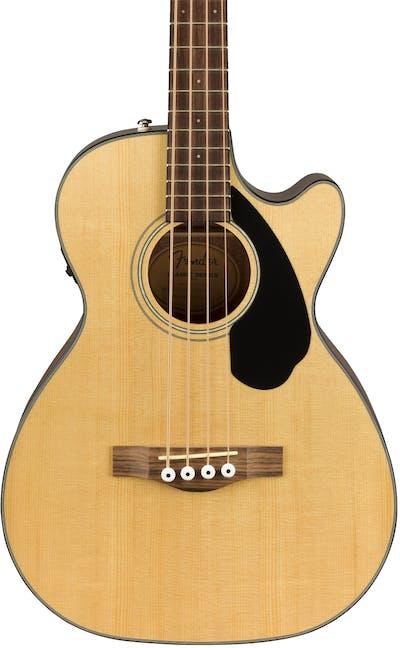 Fender Classic Design Cb 60sce Acoustic Bass Guitar In Natural