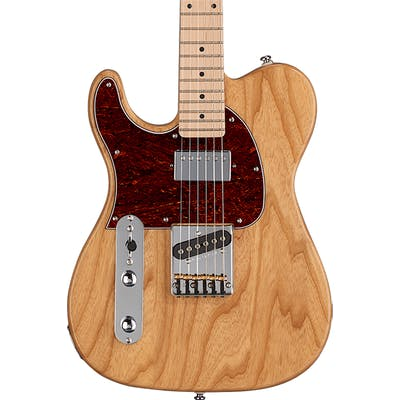 G&L Tribute ASAT Classic Bluesboy Left Handed In Natural Gloss