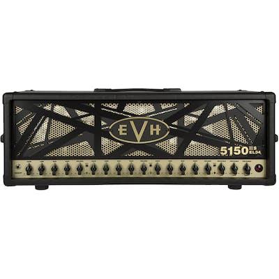 EVH 5150 III S 100w Tube Amplifier Head Black
