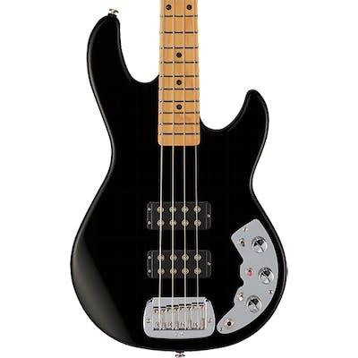 G&L CLF Research L-2000 Bass in Jet Black