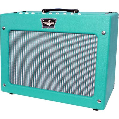 Tone King Sky King Amp in Turquoise