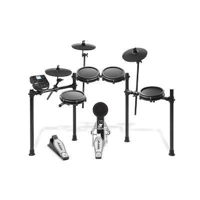 Alesis Nitro Mesh Electronic Drum Kit & Accessory Bundle