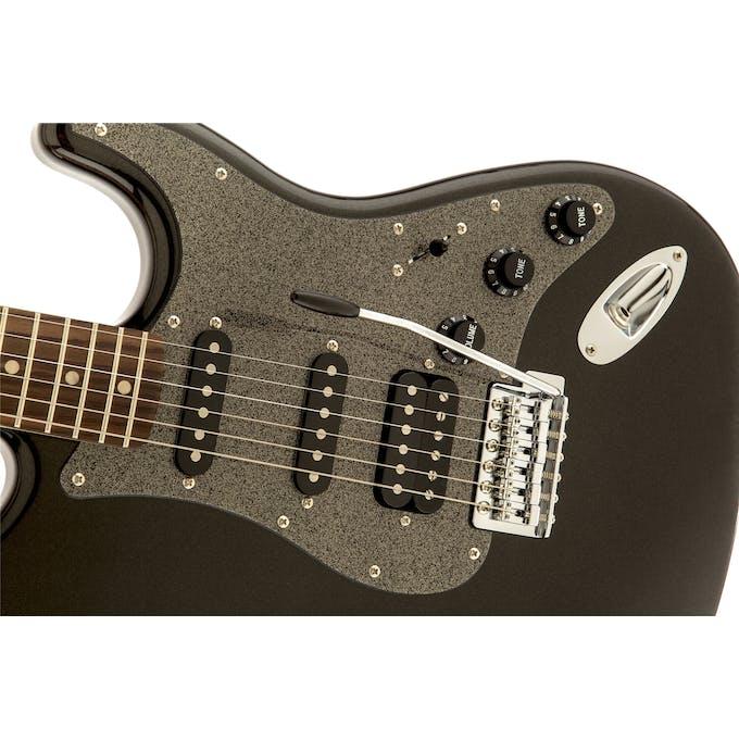 Squier Affinity Strat HSS in Montego Black Metallic