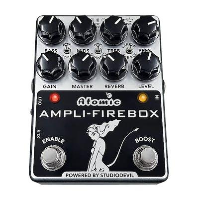 Atomic Ampli-Firebox Amp Modelling & Impulse Response Pedal