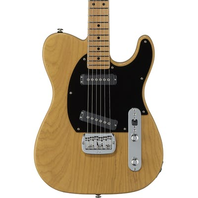 G&L USA Fullerton Deluxe ASAT Special in Butterscotch Blonde