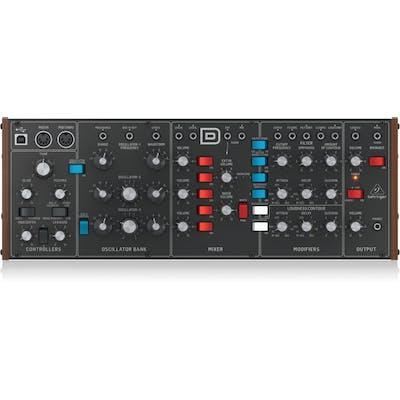 Behringer Model D Analogue Desktop Synth