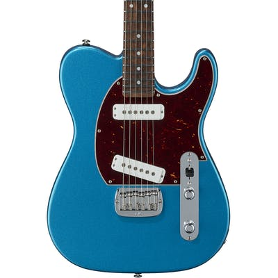 G&L USA Fullerton Deluxe ASAT Special in Lake Placid Blue