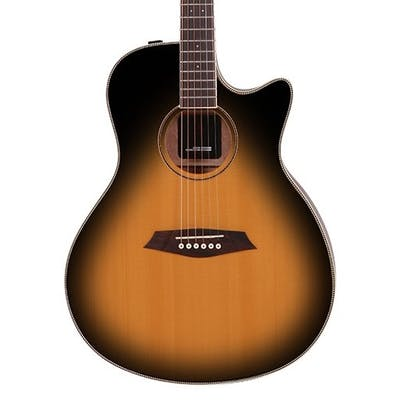 Sire R3 Grand Auditorium Electro Acoustic Guitar in Vintage Sunburst