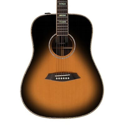 Sire R7 DS Dreadnought Electro Acoustic Guitar in Vintage Sunburst