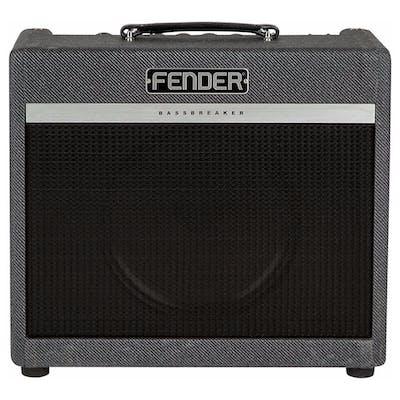 Fender Bassbreaker 15 1x12 Guitar Tube Amp Combo