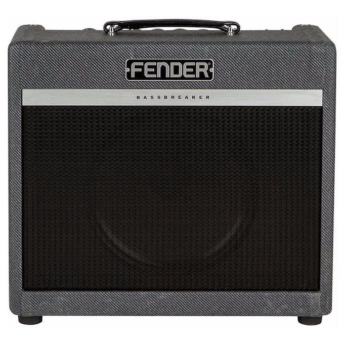 Fender Bassbreaker 15 1x12 Guitar Tube Amp Combo - Andertons