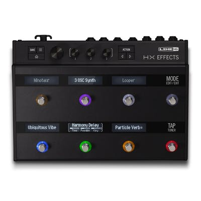 Line 6 Helix HX Effects Multi FX Pedal