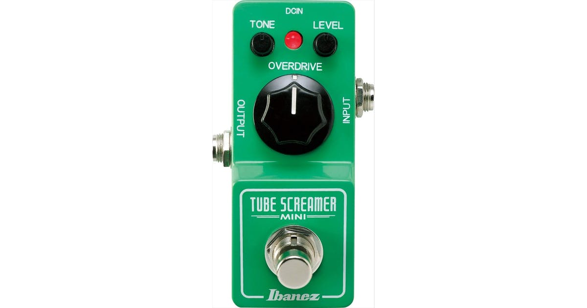 Tube Screamer Style Overdrive Pedals - Andertons Music Co