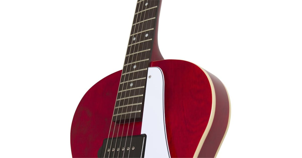 f10bc564c9e Epiphone Inspired By 1966 Century Hollow Electric Guitar - Andertons Music  Co.
