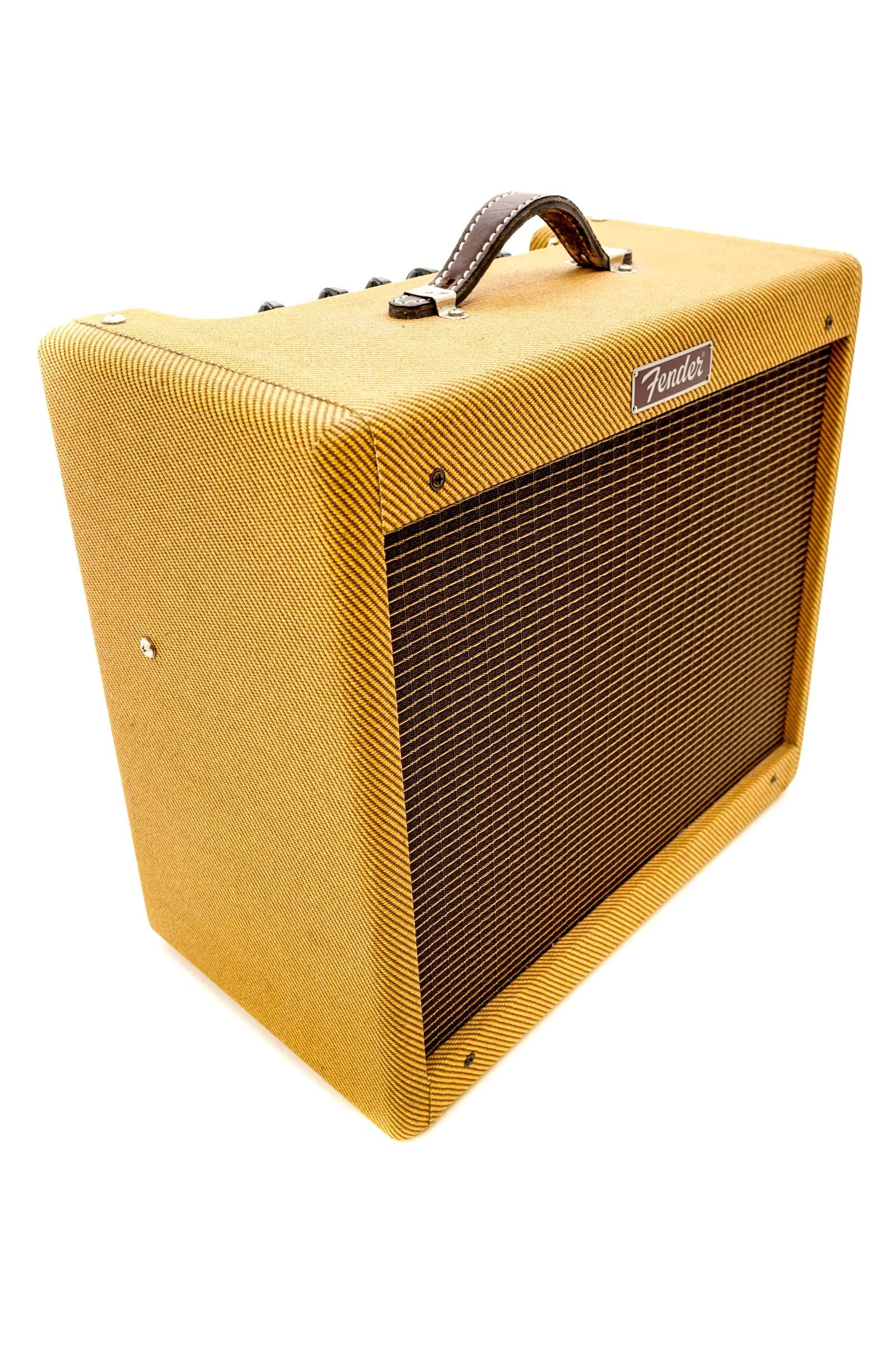 Fender Limited Edition Blues Junior in Lacquered Tweed - Andertons Music Co