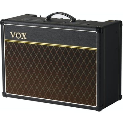 Vox AC15 Custom with Celestion Greenback Speaker
