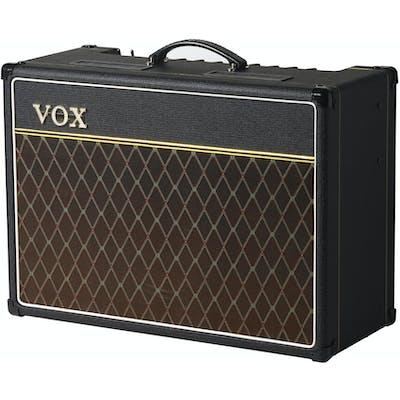 Vox AC15 Custom with Celestion Greenback Speaker