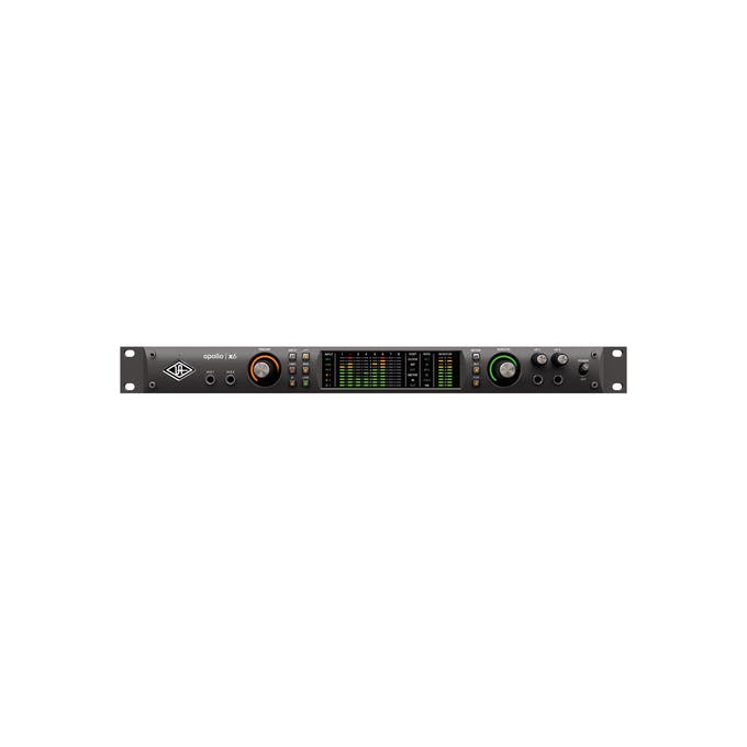 Apollo X6 Thunderbolt Mk3 Audio Interface - Andertons Music Co
