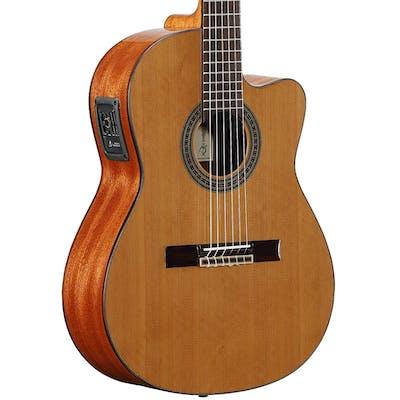 Alvarez AC65HCE Artist Classical Hybrid Electro-Acoustic