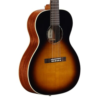Alvarez DELTA00/TSB Jazz & Blues Acoustic Guitar in Vintage Burst