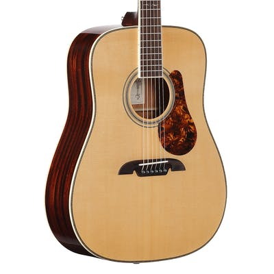 Alvarez MD60EBG Masterworks Bluegrass Electro Acoustic in Natural