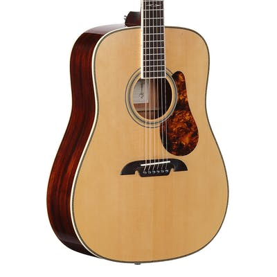Alvarez MD60BG Masterworks Bluegrass Acoustic Guitar in Natural