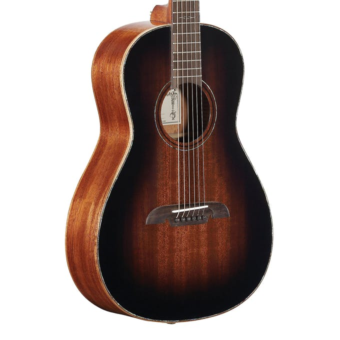 alvarez masterworks mpa66shb acoustic guitar in shadowburst
