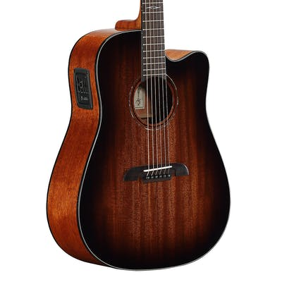Alvarez AD66CESHB Artist 66 Series Dreadnought Electro-Acoustic Shadowburst