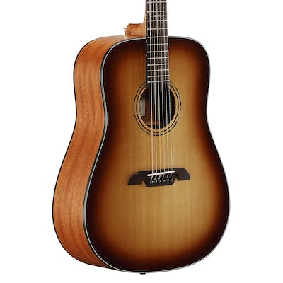 Alvarez AD60SHB Artist 60 Series Dreadnought Acoustic Guitar Shadowburst