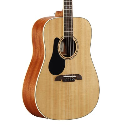 Alvarez AD60L Artist 60 Dreadnought Left handed Acoustic Guitar