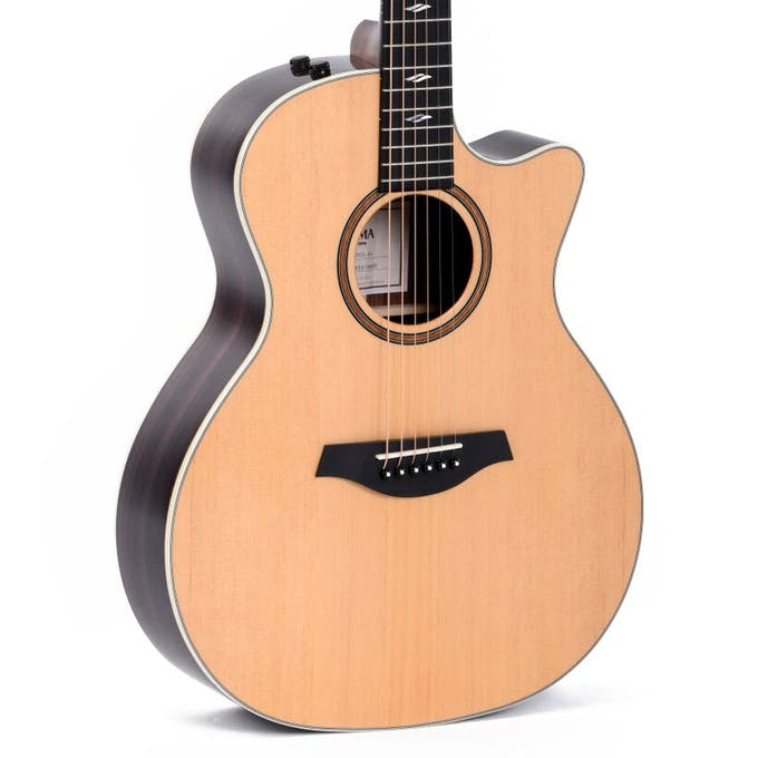 Sigma Modern Series GTCE-2+ Electro-Acoustic Guitar - Andertons