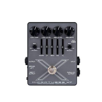 Darkglass Microtubes X7 Multiband Bass Drive Pedal