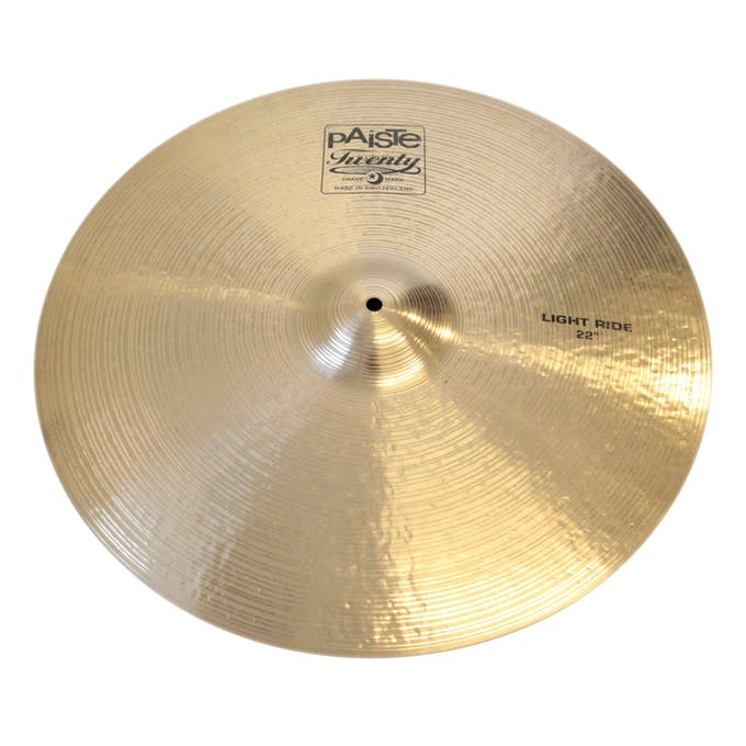 d3e417d9d94c Second Hand Paiste Twenty 22