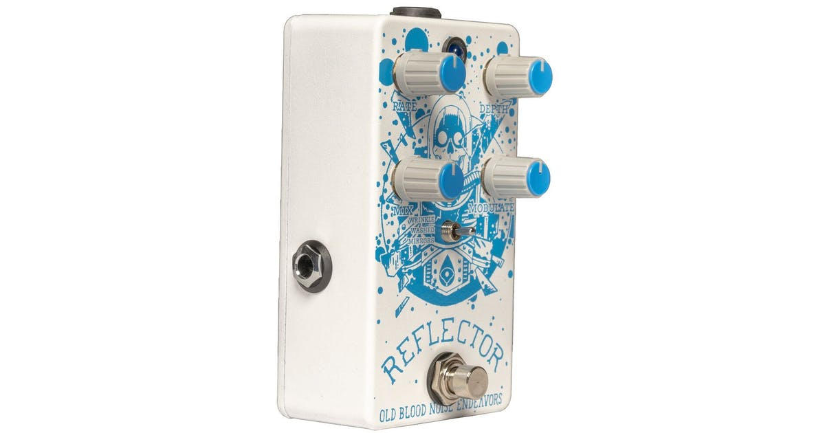 Old Blood Noise Reflector V3 Chorus Pedal - Andertons Music Co