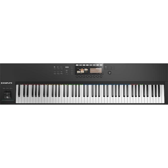 1e027769243 Native Instruments Komplete Kontrol S88 Mk2 w/ Komplete 12 Upgrade ...