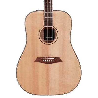Sire R3 DS Dreadnought Electro Acoustic Guitar in Natural