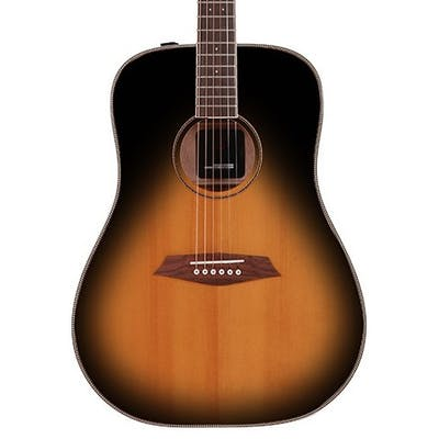 Sire R3 DS Dreadnought Electro Acoustic Guitar in Vintage Sunburst