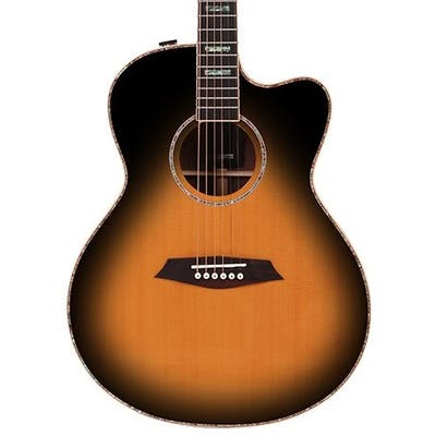 Sire A7 Sungha Jung Electro Acoustic Guitar in Vintage Sunburst