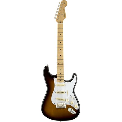Fender Classic Player 50s Strat 2 Colour Sunburst Maple Neck