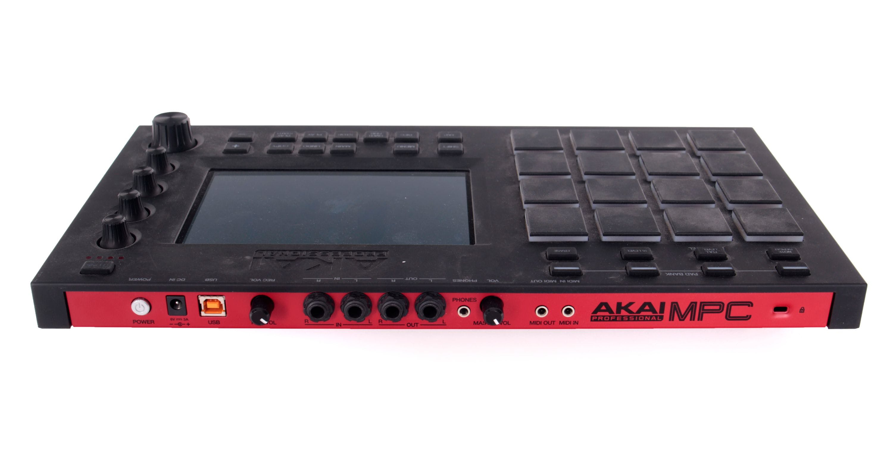 B Stock : Akai MPC Touch USB Controller and Audio Interface