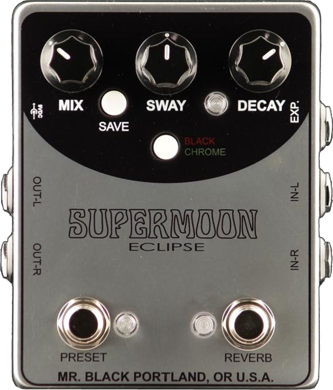 Mr Black Supermoon Eclipse Pedal Andertons Music Co