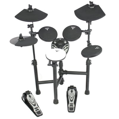 TourTech TT-12S Portable Electronic Drum Kit