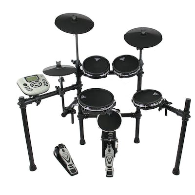 Tourtech TT-22M 5-piece Electronic Drum Kit with Mesh Heads